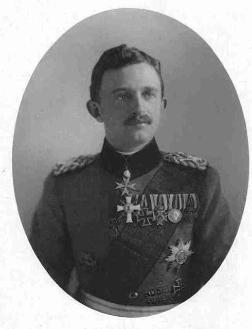 Karl Franz Josef von Habsburg-Lothringen