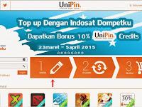 Cara Mendaftar di Unipin Untuk Membeli Voucher Game Online