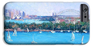 Sydney Harbour Phone Case
