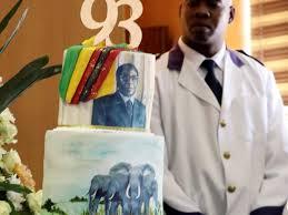 MUGABE @93