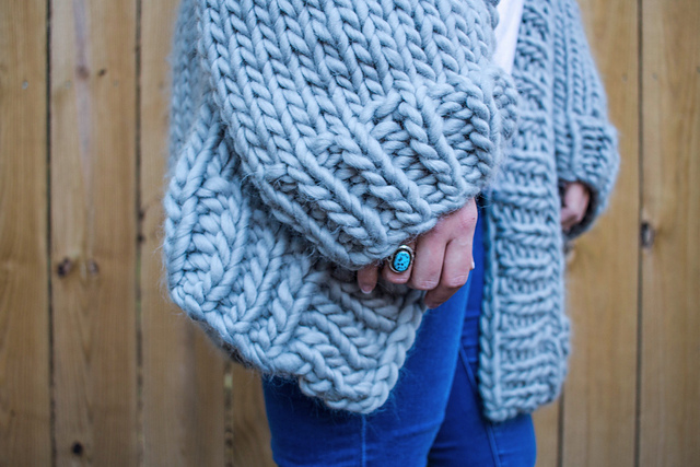 We Are Knitters Simone Cardigan Iknits