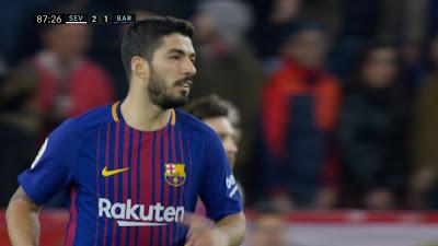 LFP-Week-30 Sevilla 2 vs 2 Barcelona 31-03-2018