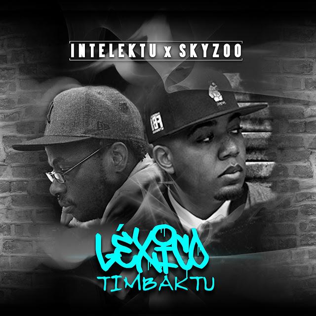 "O rapper angolano Intelektu e o americano Skyzoo lançam o som ""Léxico Timbaktu"""
