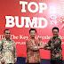 Dadang Naser Raih Penghargaan TOP BUMD 2017 Kategori TOP Pembina BUMD