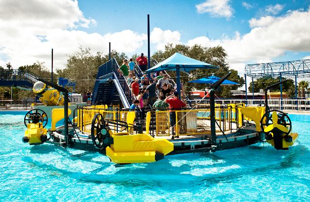 Legoland Water Park: Parque aquático da LEGO em Orlando