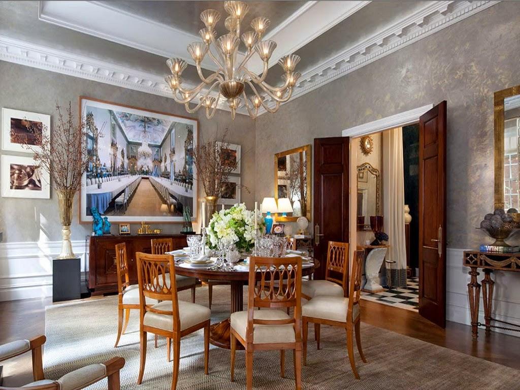 Desain Interior Rumah Warna Cerah