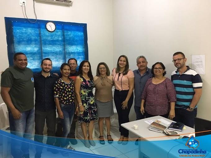 PREFEITURA DE CHAPADINHA MANTEM DISPOSIÇÃO PARA DIÁLOGO COM SERVIDORES