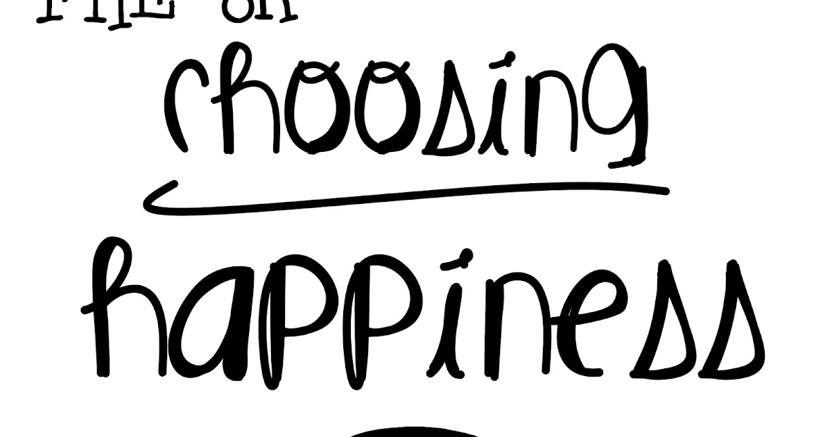 Life's Journey To Perfection: Choosing Happiness: Based