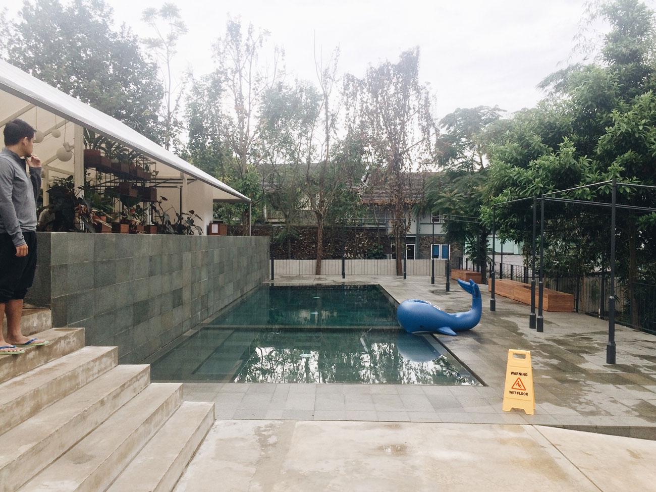 Blackbird Hotel Bandung