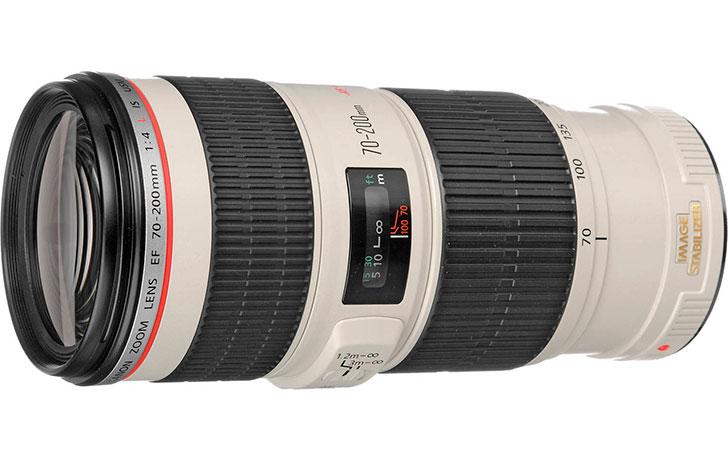 Объектив Canon EF 70-200mm f/4L IS