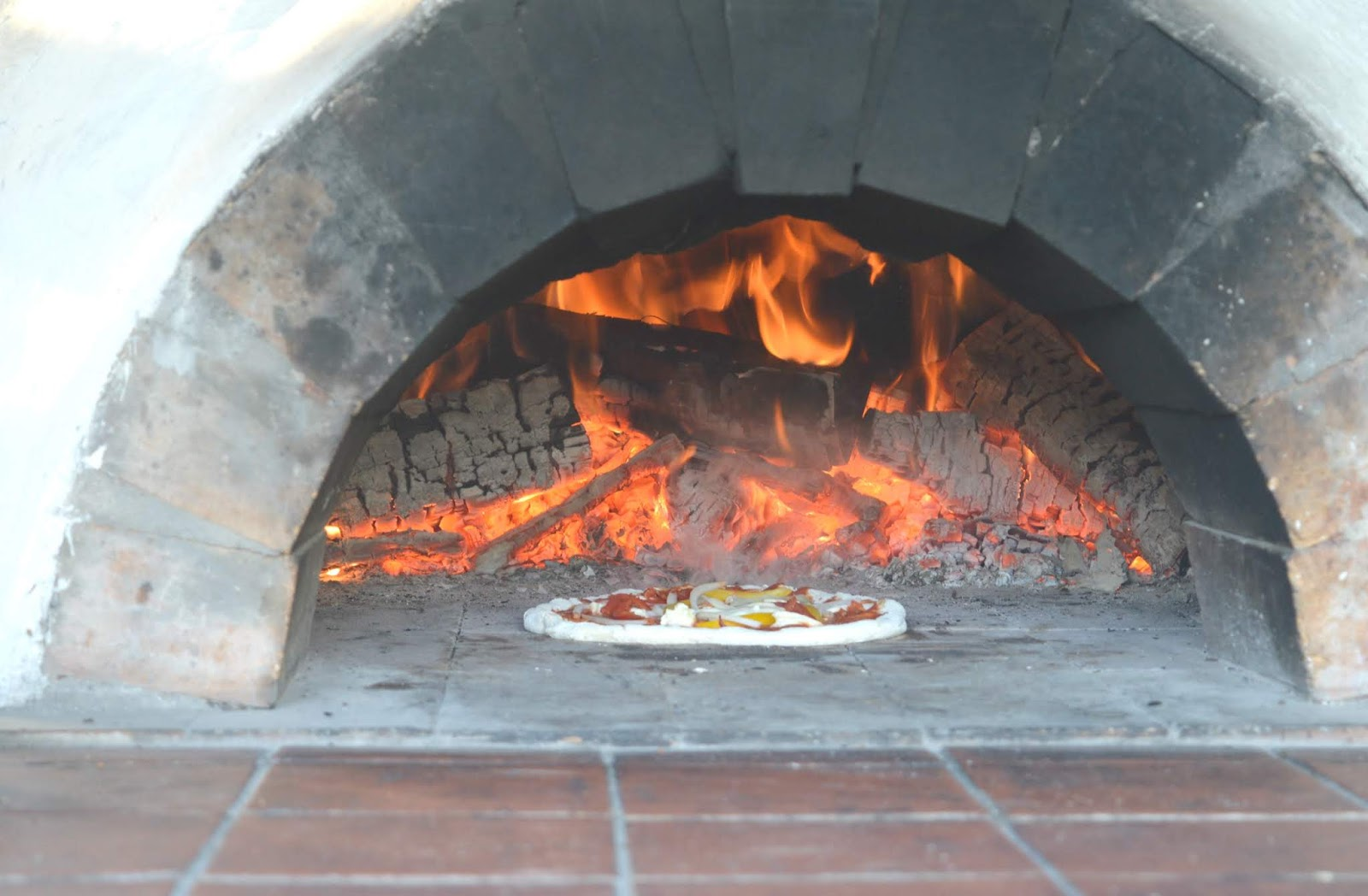 Pizza Night with Wild Intrigue - Pizza Oven