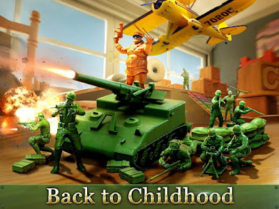Army Men Strike (MOD, Unlimited Energy) Apk Download