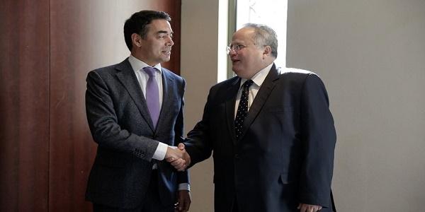 Άνευ νοήματος η διαπραγμάτευση με τη ΠΓΔΜ