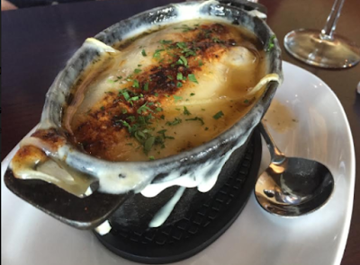 French Onion Soup at 1913 Restaurant and Wine Bar