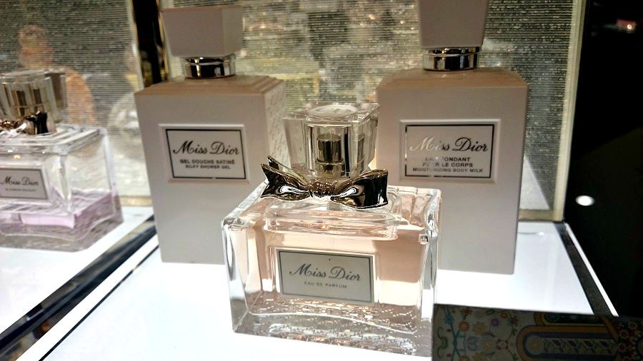 High end perfumes at Foyleside Derry, Debenhams Beauty Hall, The Style Guide Blog, Beauty Blog, Northern Ireland