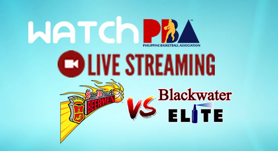 Livestream List: SMB vs Blackwater game live streaming February 9, 2018 PBA Philippine Cup