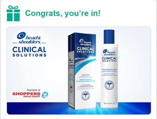 BzzAgent Head & Shoulders Clinical Solutions