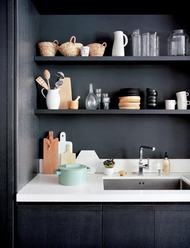 Antic chic decoraci n vintage y eco chic get the look for Cocinas nuevas tendencias