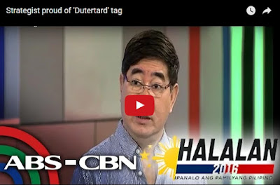"Hashtag ""Dutertard"", Why You Should be Proud of It?"