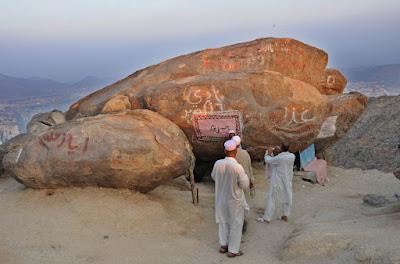 Mengenal Jabal Tsur Dan Peristiwa Hijrah Nabi Muhammad SAW