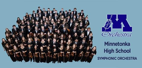 Συναυλία της ορχήστρας του Minnetonka High School στο Ναύπλιο
