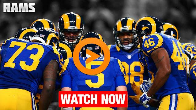 Los Angeles Rams vs Oakland Raiders Live Stream NFL