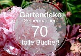 Bücherliste Deko Garten Selbermachen