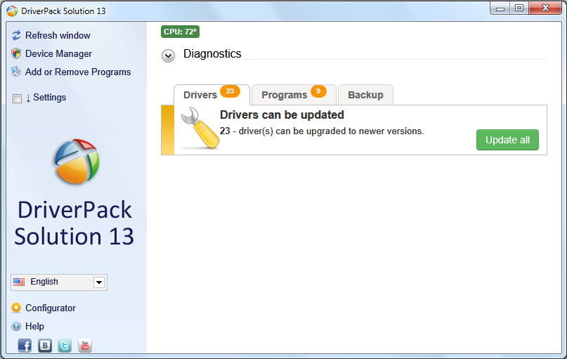 driverpack solution without internet free download