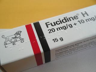 Fucidine® (ácido fusídico) e a pílula anticoncepcional