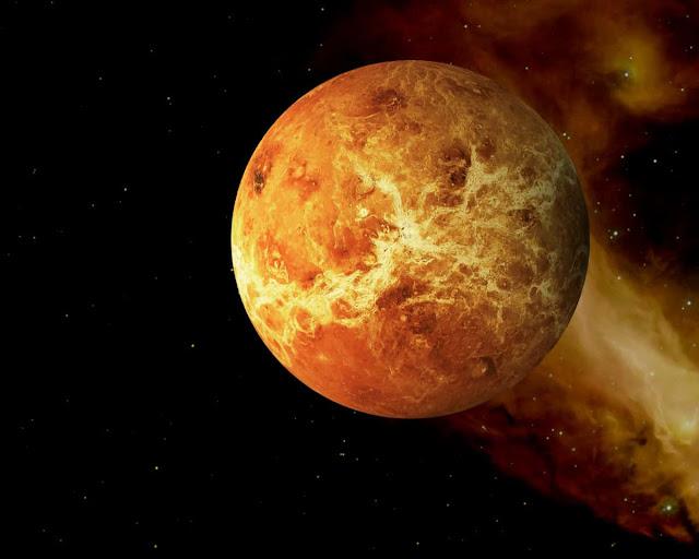 Güneş Sistemi'nde Bulunan Muhteşem Gezegenleri Sayısı: Venüs - Kurgu Gücü