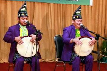 Daftar Kesenian Tradisional Asal Kalimantan Selatan, Indonesia