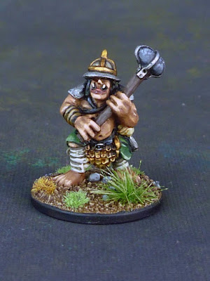 FUNDED! Armoured Ogre Warriors