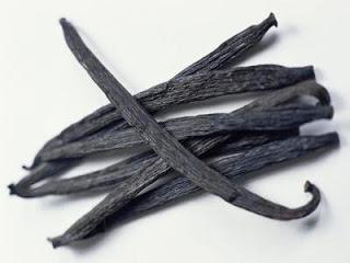 Vanilla-iliyokaushwa