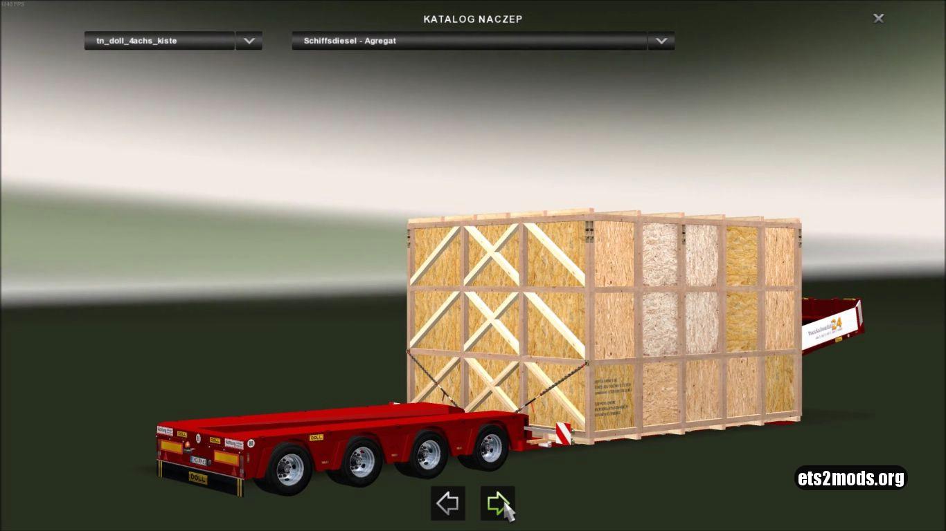 Cargo Pack 62 Heavy V 7.1
