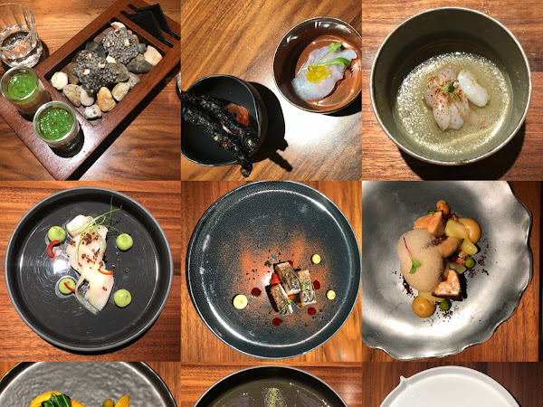 glutenfrei Essen im Alma Restaurant Lissabon