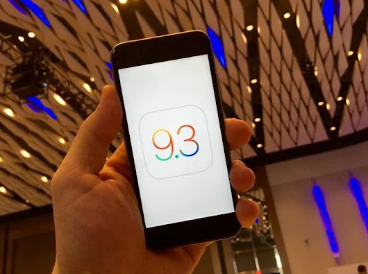 How to Set up iOS 9.3 on iPhone and iPad Easily