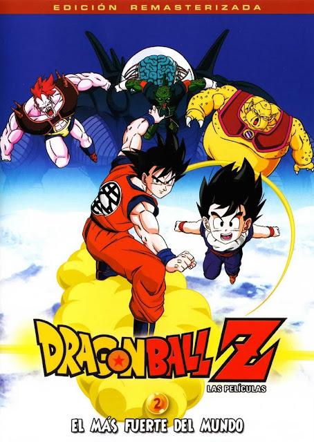 Dragon Ball Z - El hombre más fuerte de este mundo - Latino - 1080p - Portada