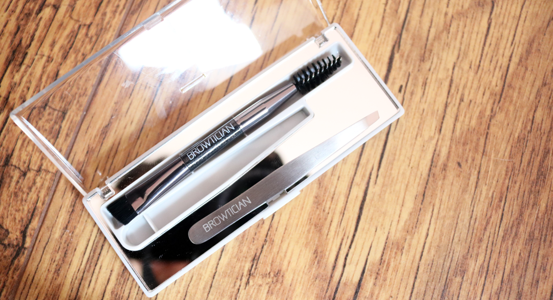 Browtician The Stylist Brow System review