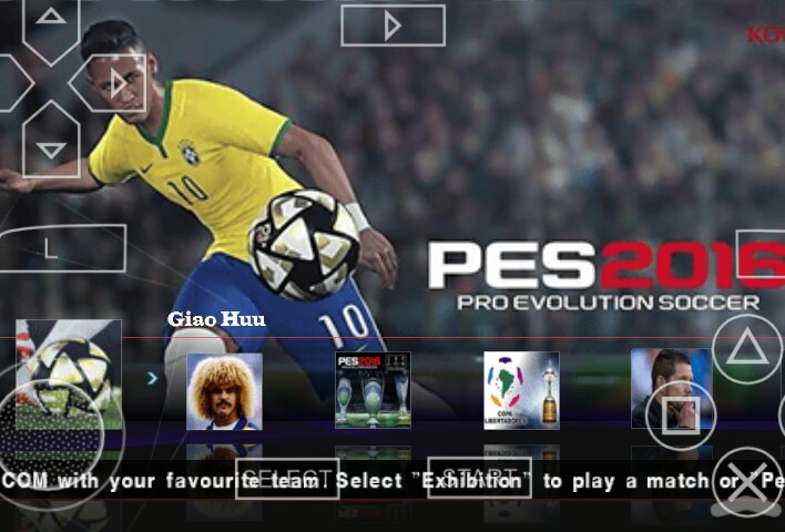 download game pes 2017 ppsspp pc