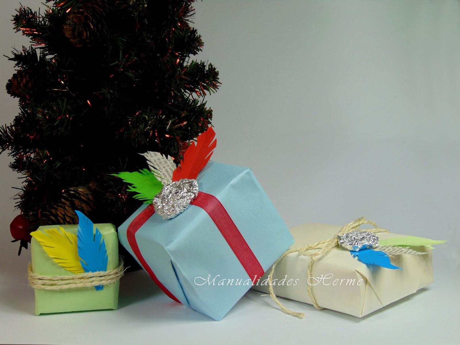 Manualidades herme packaging con plumas de papel for Manualidades con plumas