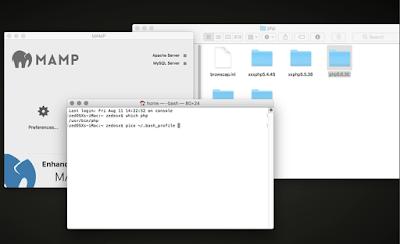 Tutorial Install Laravel pada macOS