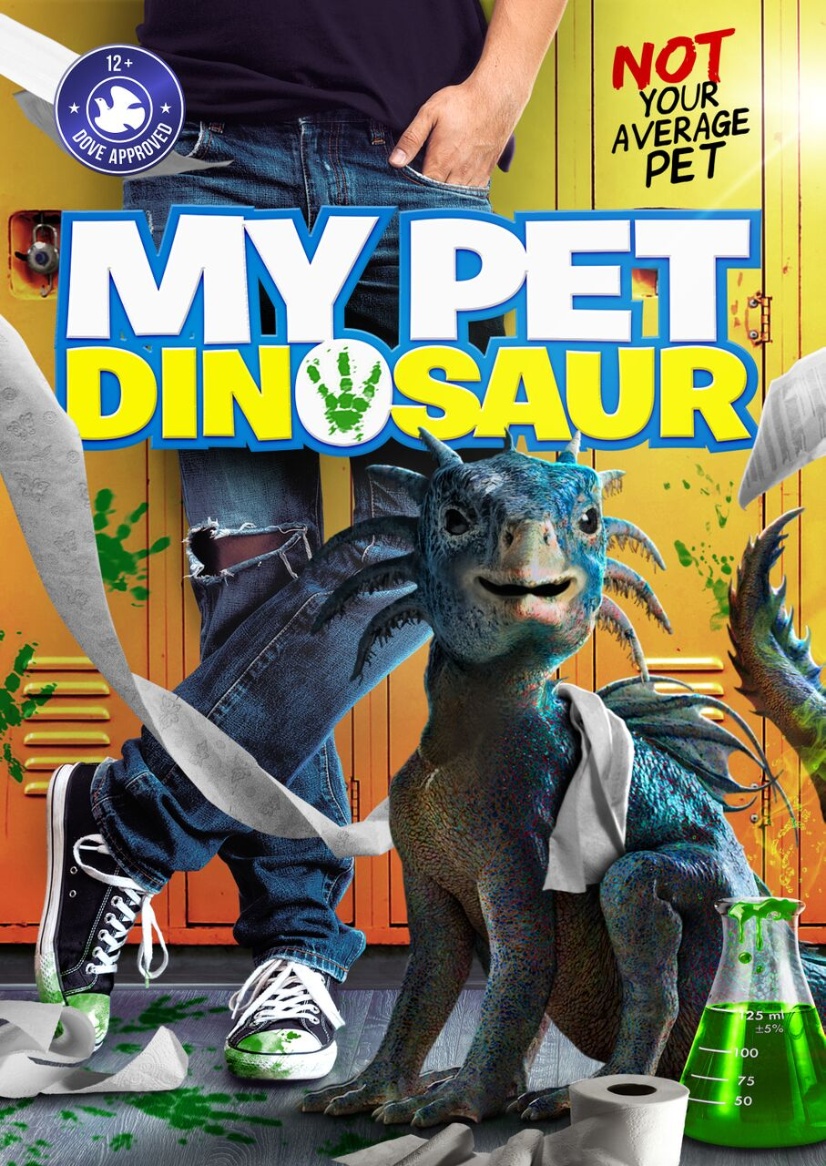 Inspired by Savannah: MY PET DINOSAUR NOW AVAILABLE ON VOD