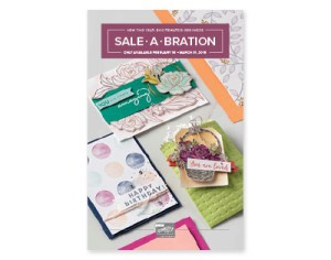 2nd Sale-A-Bration Brochure Release