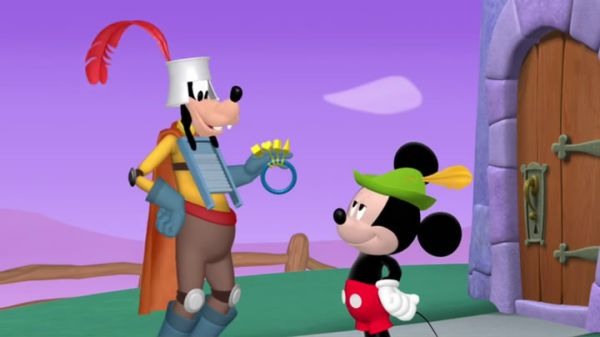 Which key will open the door | Mickey Mouse Clubhouse