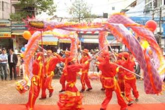 Cho thuê múa lân sư rồng tại Long Thành, Đồng Nai