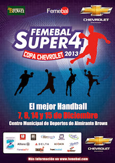 ARG: Super 4 por TV | Mundo Handball