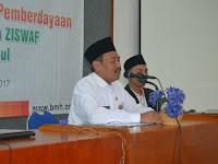 KEMENAG Buka Rakerwil 2017 BMH Jawa Timur