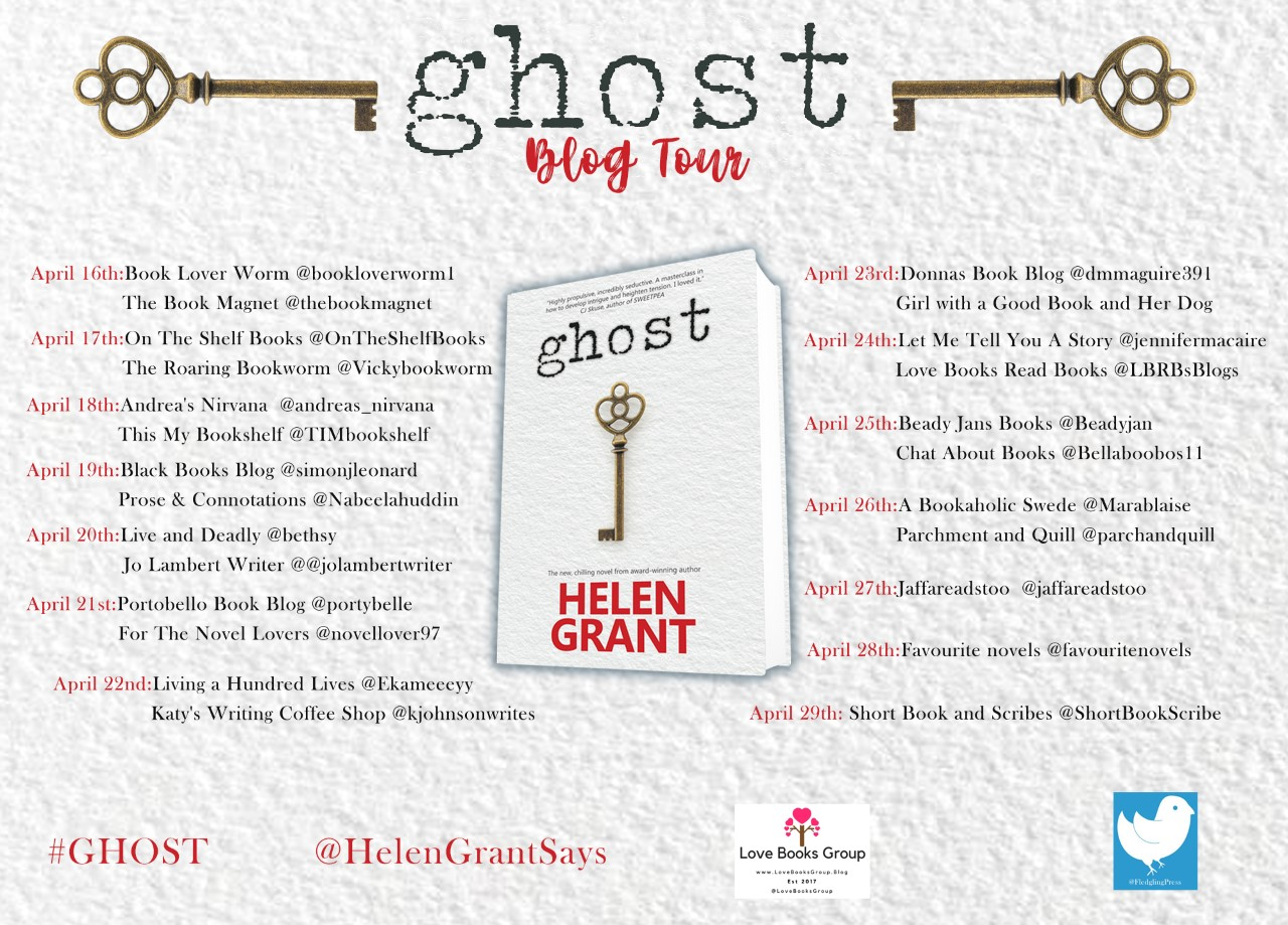 Ghost Blog Tour