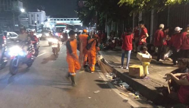 Lama Ditinggal AHOK, Monas Menjadi Kumuh, Begini Komentar Ketua DPRD DKI