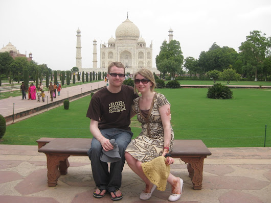 Throw Back Thursday - India 2009